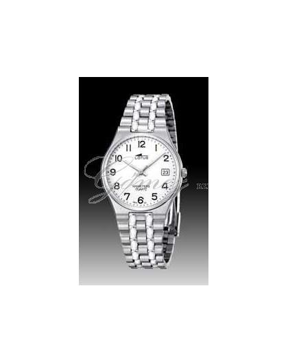 Reloj Lotus de acero ref. 15031/2