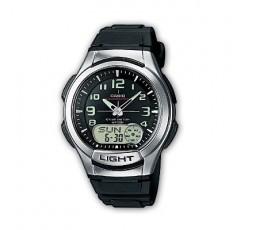 Reloj Casio anadigital ref. AQ-180W-1BVES