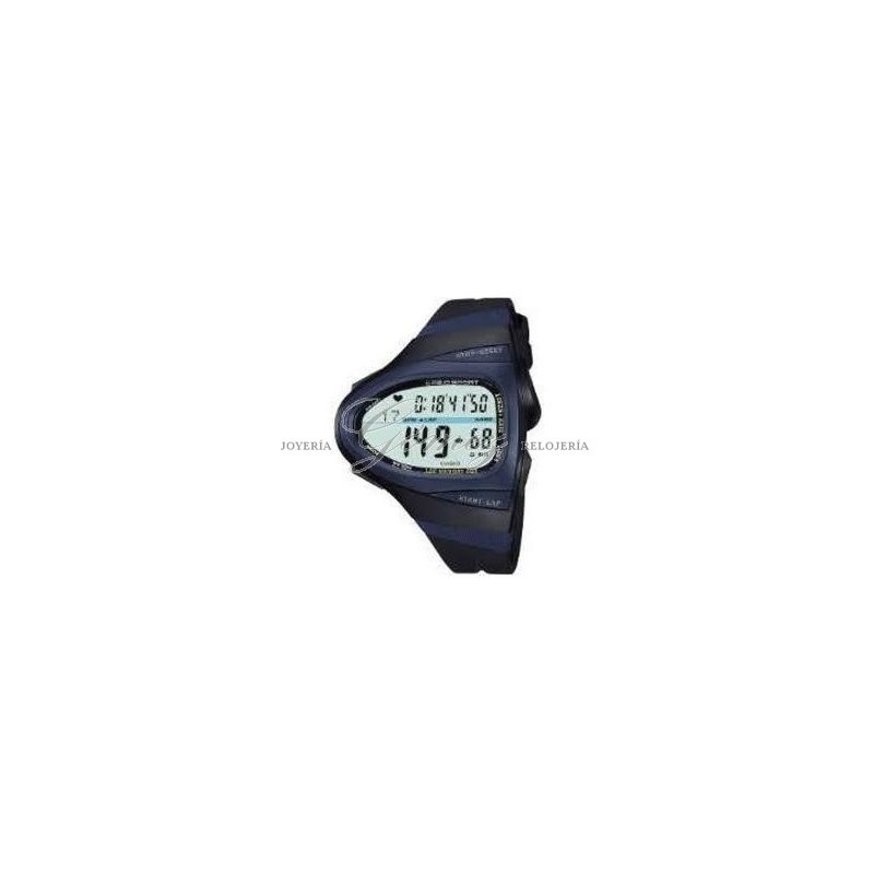 Reloj Casio Frecuencia Cardiaca ref. CHR 100 1VER Joyería