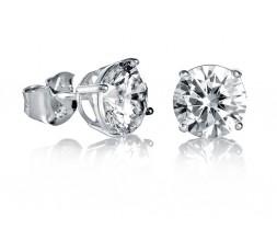 Pendientes de circonita en plata Viceroy Jewels Ref. 21001E000-30