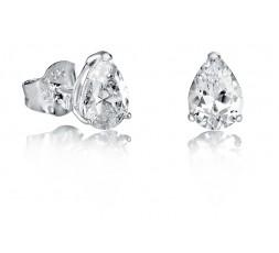 Pendientes de plata gota de circonita Viceroy Jewels Ref. 21007E000-30