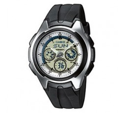 Reloj Casio anadigital refer. AQ-163W-7B1VEF