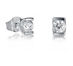Pendientes de plata circonitas Viceroy Jewels Ref. 21002E000-30