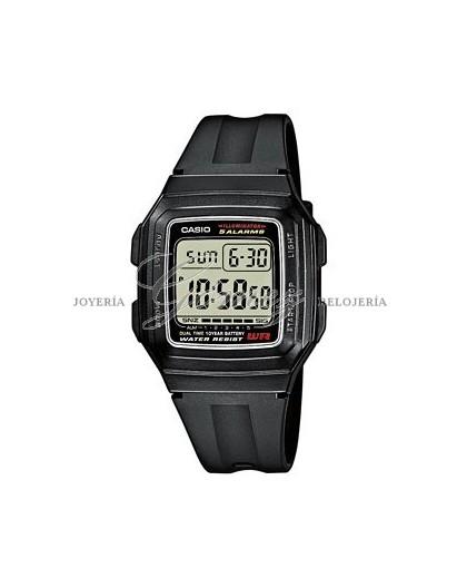 Reloj Casio refer. F-201WA-1AEF