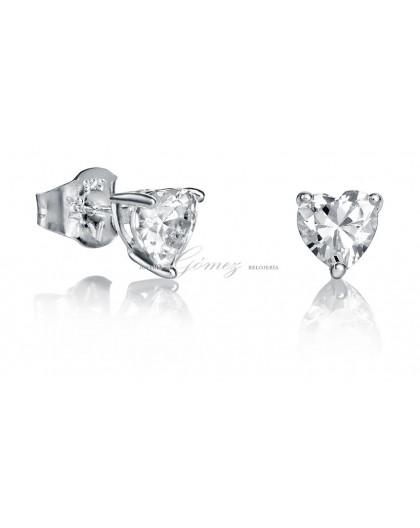 Pendientes de circonitas de plata Viceroy Jewels Ref. 21005E000-30