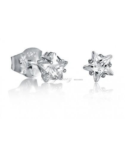 Pendientes de circonita Viceroy Jewels Ref. 21008E000-30