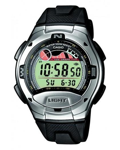 Reloj Casio Digital Ref. W-753-1AVES