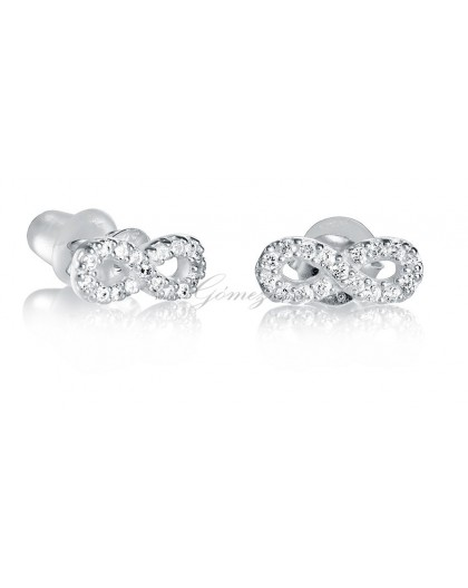 Pendientes infinito Viceroy Jewels Ref. 5017E000-30