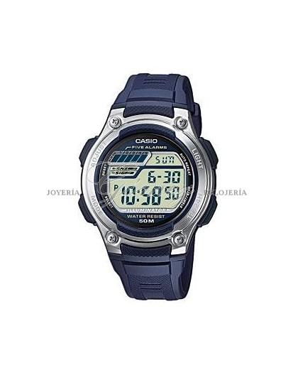 Reloj Casio Digital Ref. W-212H-2AVES