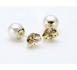 Pendientes de perlas Majorica Ref. 00325.01.1.000.701.1