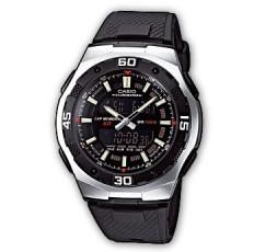 Reloj Casio Anadigital Ref. AQ-164W-1AVES