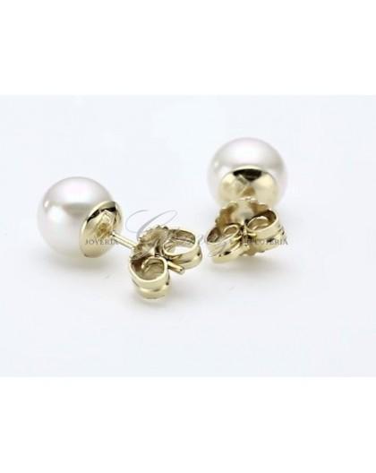 Pendientes de perlas Majorica Ref. 00326.01.1.000.