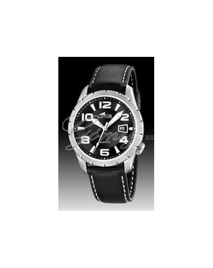 Reloj Lotus de piel ref. 15649/4