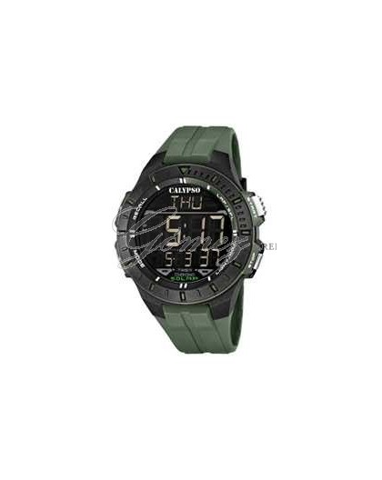 Reloj Calypso digital Ref. K5607/3