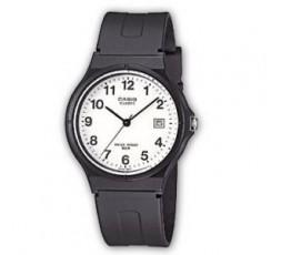 Reloj Casio negro Ref. MW-59-7BVEF