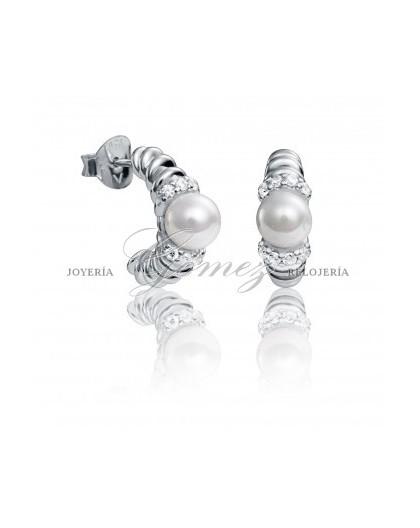 Pendientes de plata Viceroy Jewels Ref. 7073E000-60