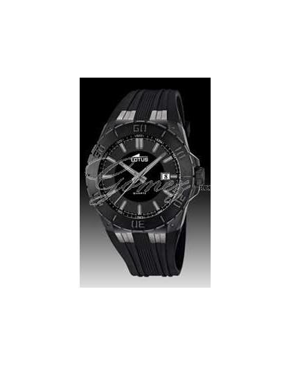 Reloj de caucho Lotus Ref. 15807/1