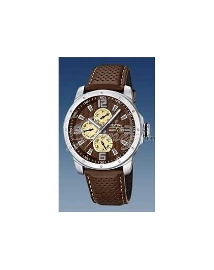 Reloj de piel Festina ref. F16585/B