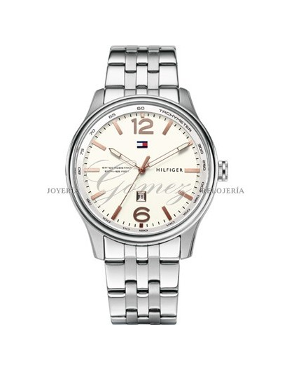 Reloj acero Tommy Hilfiger Ref. 1710313