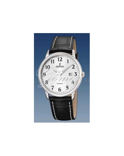 Reloj de piel Festina ref. F16516/1