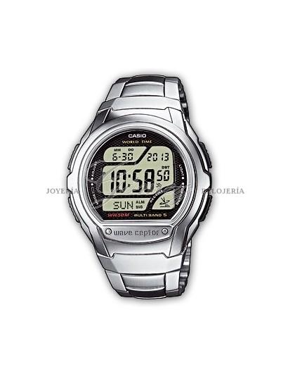 Reloj Casio Wave Ceptor Ref. WV-58DE-1AVEF
