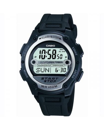 Reloj Casio digital Refe. W-756-1AVES