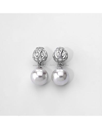 Pendientes de perlas Majorica Ref. 12091.01.2.000.010.1