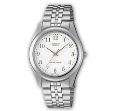 Reloj Casio de acero Ref. MTP-1129A-7BEF