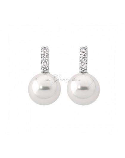 Pendientes de perlas Majorica Ref. 14225.01.2.000