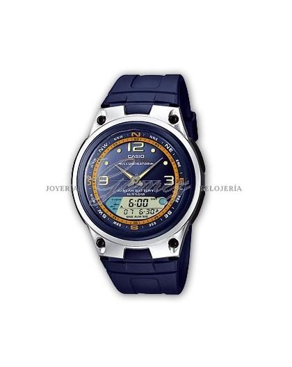 Reloj Casio anadigital Ref. AW-82-2AVES