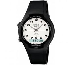 Reloj Casio Anadigital Ref. AW-90H-7BVES