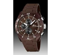 Reloj Lotus caucho Ref. 15842/3