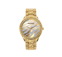 Reloj dorado Mark Maddox Ref. MM6006-20