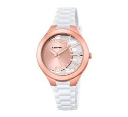 Reloj blanco Calypso Ref. K5678/1