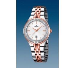 Reloj bicolor Festina de señora Ref. F16868/2