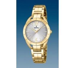 Reloj Festina dorado Ref. F16934/1