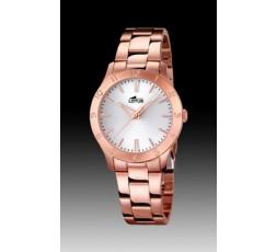 Reloj chapado rosa Lotus Ref. 18141/1