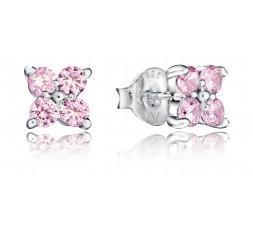 Pendientes Viceroy Jewels circonitas rosas Ref. 5032E000-30
