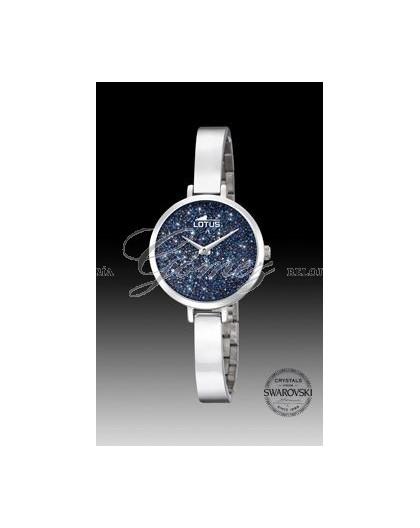 Reloj Megan Fox Lotus swarovski Ref. 18561/3