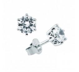 Pendientes de plata con circonitas Diamonfire Ref. 6212661082
