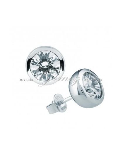 Pendientes de plata con circonitas Diamonfire Ref. 6212691082
