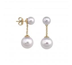 Pendientes de plata y perlas Majorica Ref. 15706.01.1.000.010.1