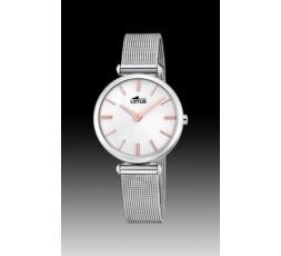 Reloj de señora Lotus malla milanesa Ref. 18538/1