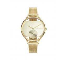 Reloj Viceroy chapado Ref. 42370-90