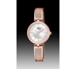 Reloj Lotus de señora rosé Ref. 18599/1