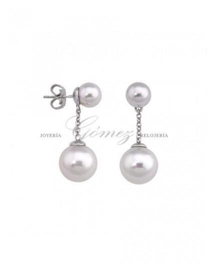 Pendientes Majorica con perlas Ref. 15706.01.2.000.010.1