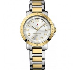 Reloj bicolor Tommy Hilfiger Ref. 1781398