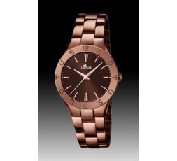 Reloj Lotus Marron chocolate Ref. 15997/2