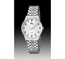 Reloj b·sico Lotus de acero Ref. 15884/1