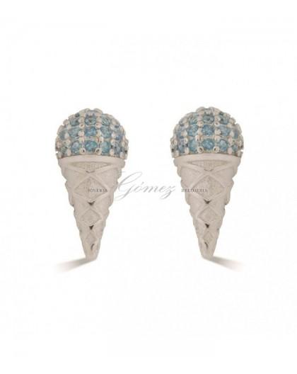 Pendientes helados Luxenter Ref. EH15740400